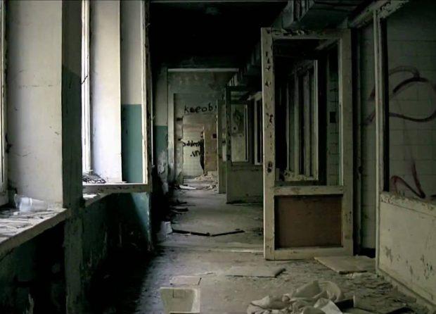 Заброшенная лаборатория, Киев