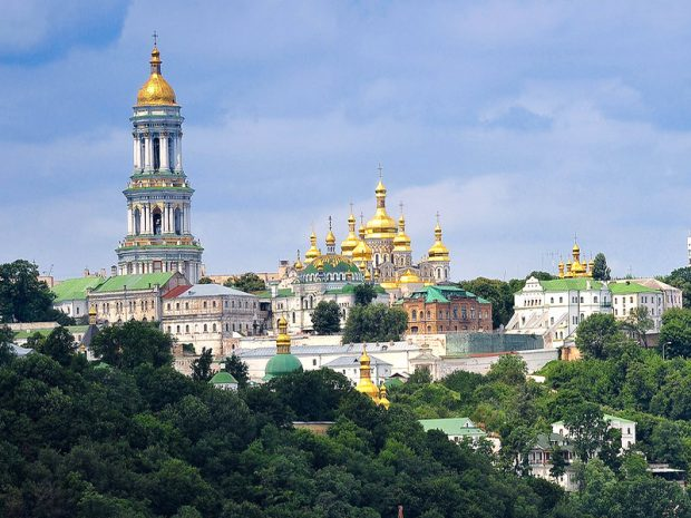 Киево-Печерская лавра, Киев