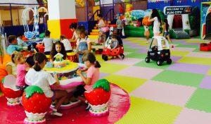 Детские развлекательные центры, Киев