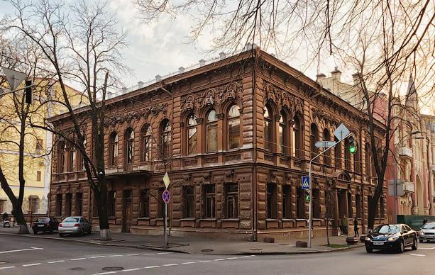 Шоколадный домик, Киев