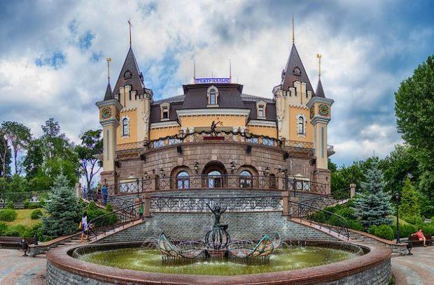 Театр Кукол, Киев