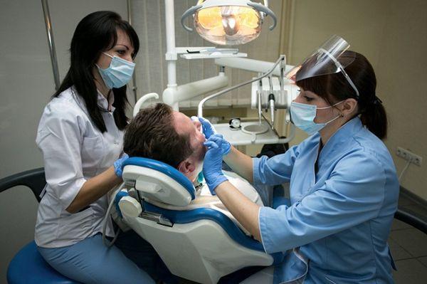 Киевские стоматологи