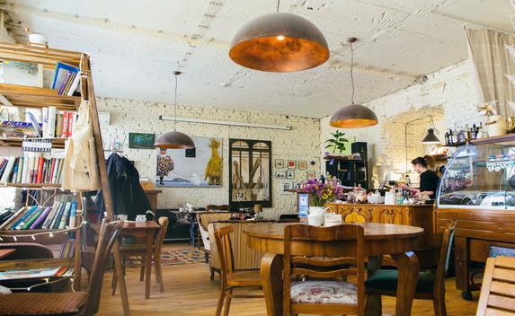 Кофейня на Станиславского, Киев