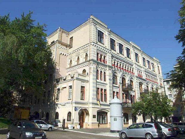 Дом Дьякова, Киев