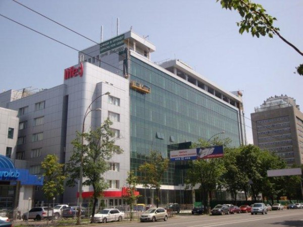 бизнес-центр Eleven, Киев