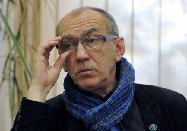 писатель Александр Ирванец