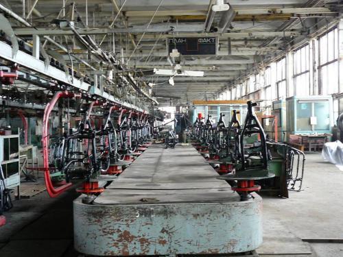Мотоциклетный завод, Киев