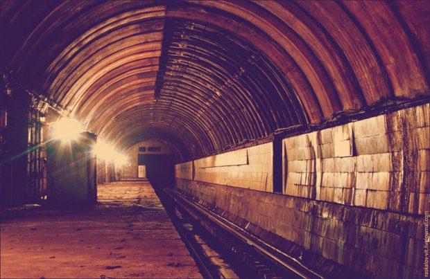 """Станция метро """"Львовская брама"""", Киев"""