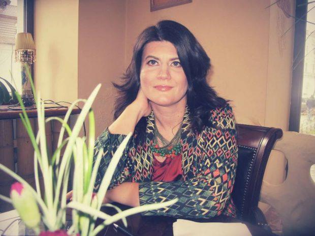 Лариса Денисенко, писательница
