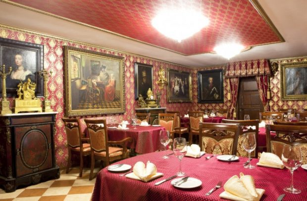 Ресторан Antwerpen, Киев