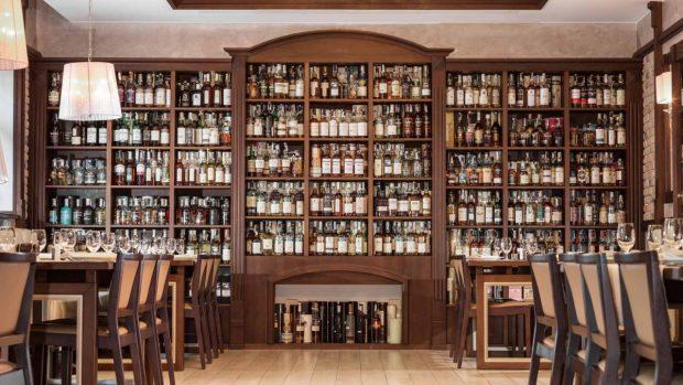 ресторан Whisky Corner, Киев
