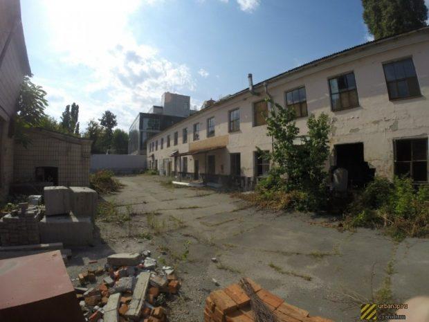 Хлебозавод №1, Киев