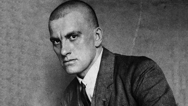 поэт Владимир Маяковский
