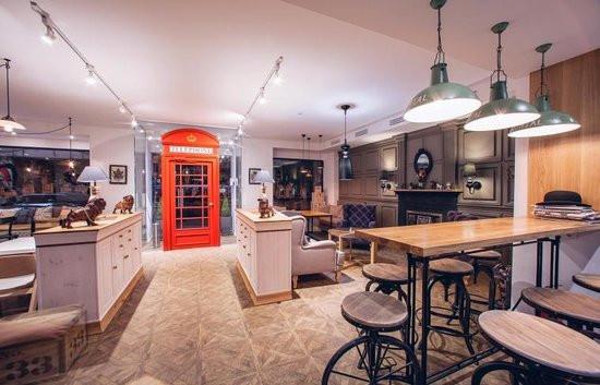 Кофейный дом Лондон, Киев