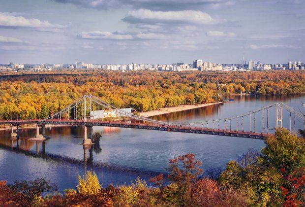 Труханов остров, Киев