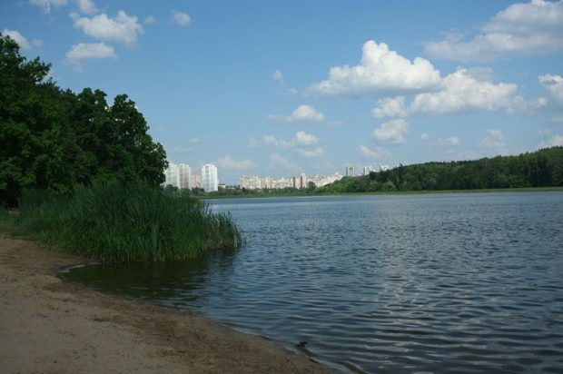 """Зона отдыха """"Межигорская"""", Киев"""