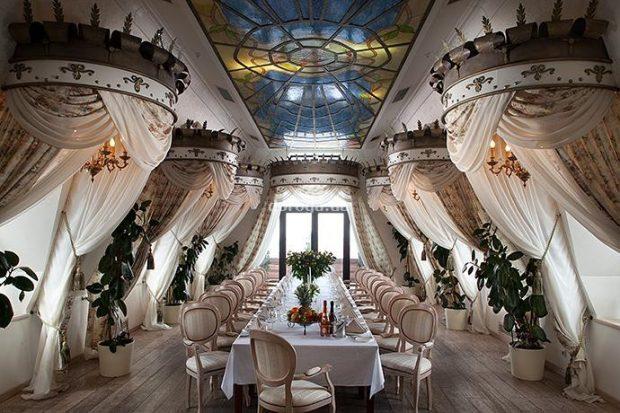 """Ресторан """"Лео"""", Киев"""