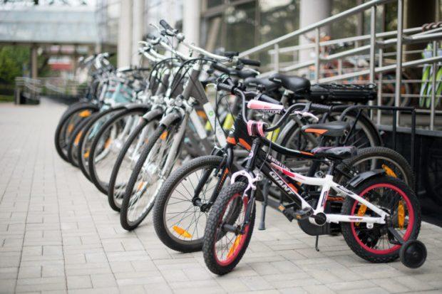 Аренда велосипедов в Киеве