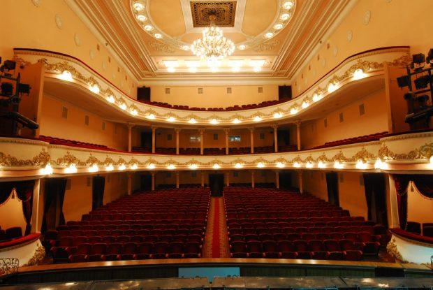 Театр оперетты, Киев