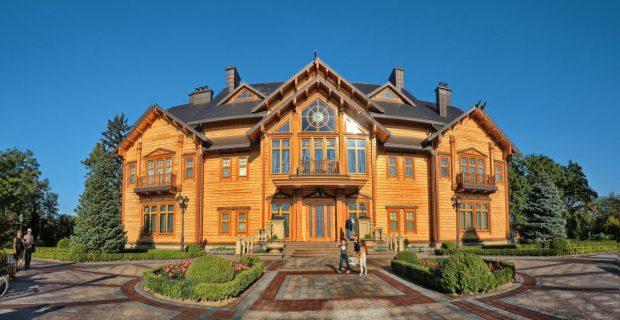 "Резиденция ""Межигорье"", Киев"