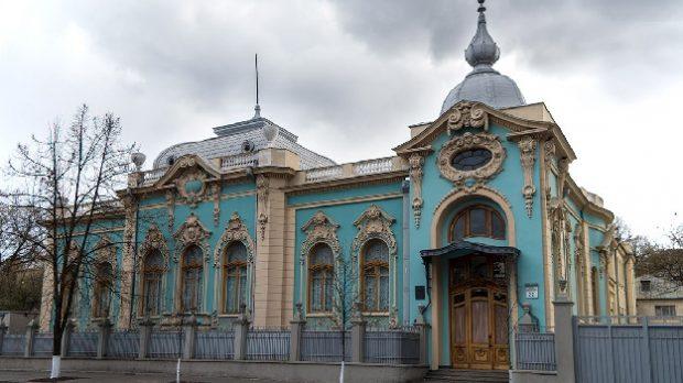 Старинная киевская архитектура