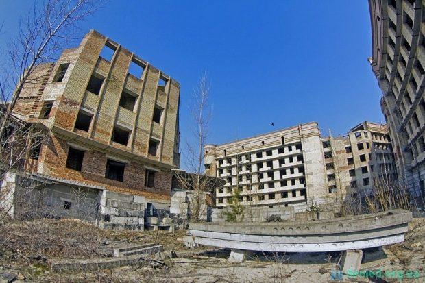Ожоговый центр, Киев