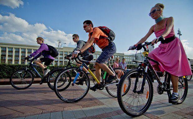 Велосипеды напрокат