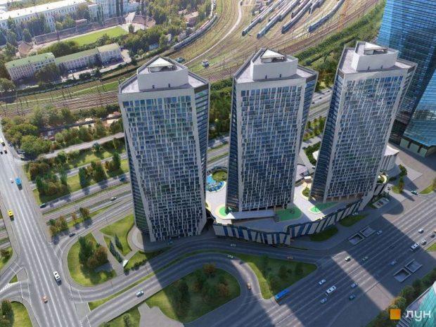 ЖК Manhattan city, Киев