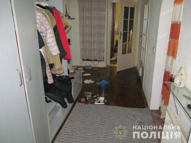 В Киеве задержали злоумышленника, который ограбил семью предпринимателей