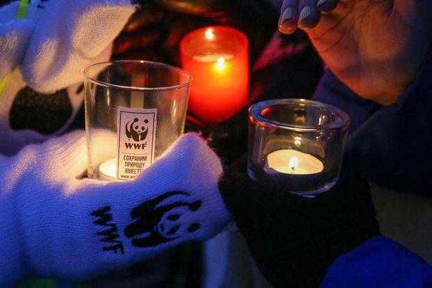 Завтра на ряде объектов Киева отключат освещение в поддержку акции «Час Земли»