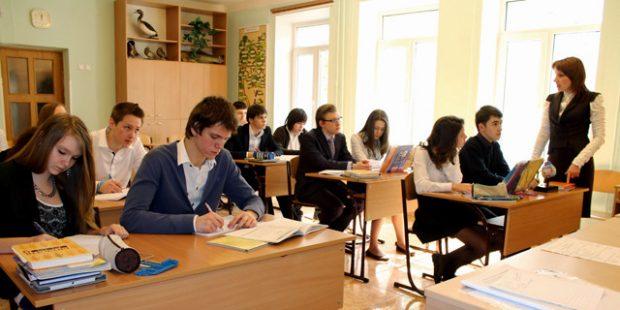 Александрийская гимназия, Киев