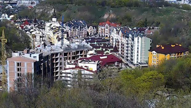 ЖК Подол Град, Киев