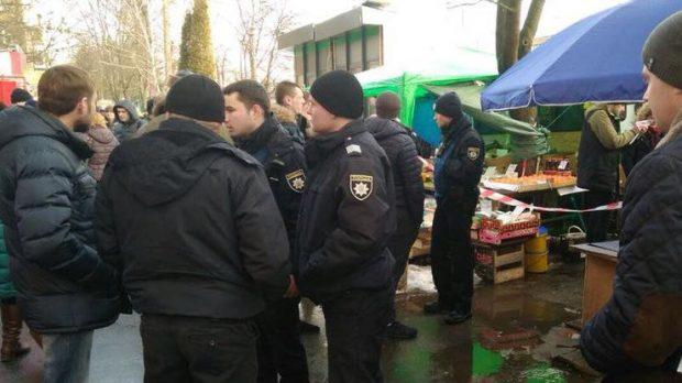 Криминальные дела в Шевченковском районе, Киев