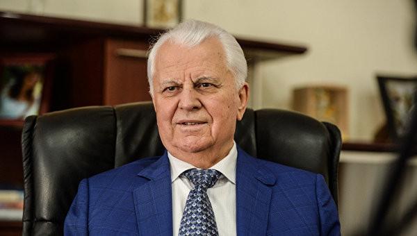 Леонид Кравчук, первый президент
