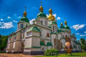 Софиевский Собор, Киев