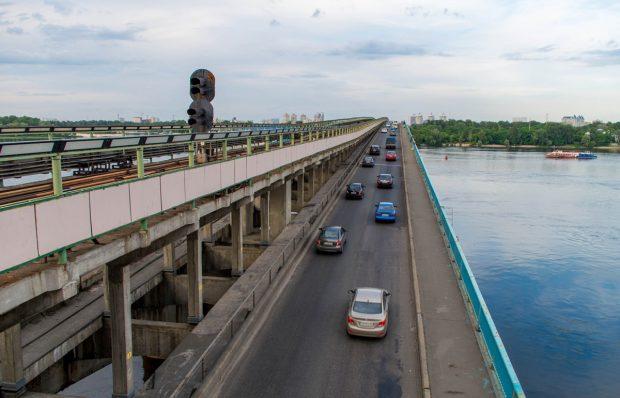 Метро Мост Киев