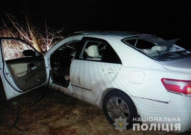 В Киевской области в авто на ходу взорвалась граната, водитель погиб