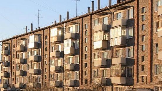 Хрущевки на Нивках, Киев