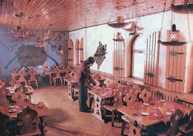 Легендарные рестораны Киева
