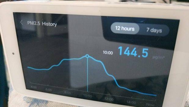 В Киеве разработали мобильную сеть мониторинга качества воздуха