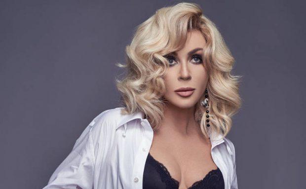 певица Ирина Билык