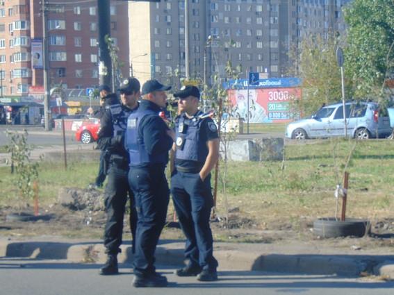 Кириминал в Дарницком районе
