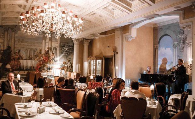 Исторические рестораны Киева