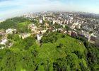 Горы и холмы Киева