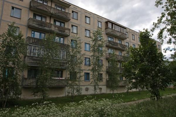 Киевские хрущевки