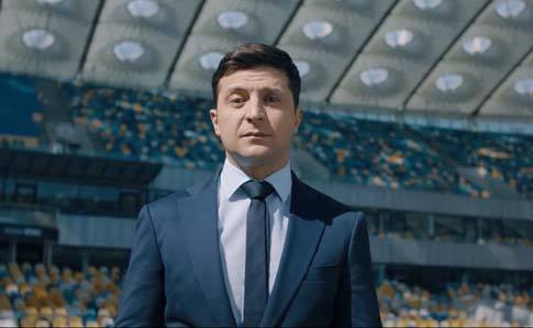 Зеленский зовет Порошенко дебатировать на НСК «Олимпийский»
