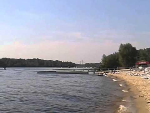 Пляж Молодежный, Киев