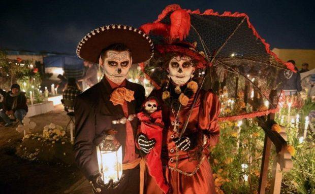 Карнавал Santa Muerte, Киев