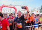 Виталий Кличко пробежал 10 км в Kyiv Half Marathon