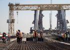 Кличко: «Строительство Подольско-Воскресенского моста продолжается»